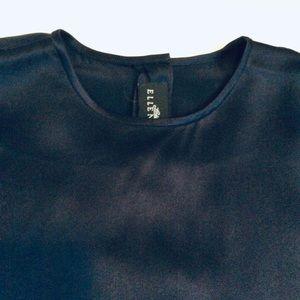 Ellen Tracy Tops - Women's blouse, silk. Ellen Tracy